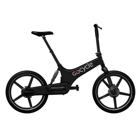 GOCYCLE G2 Portable Electric Bike - Stealth Black<br/>折疊電動輔助自行車 - 神秘黑