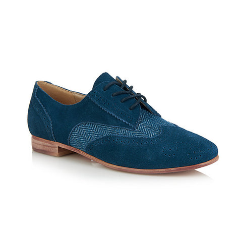 YULL SHOES Brighton Ladies Brogues<br/>布萊頓淑女雕花鞋 (共4色)