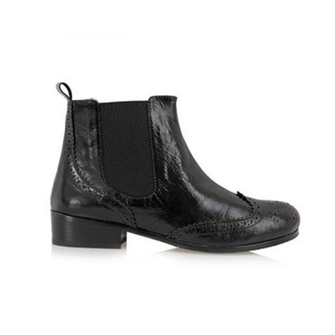 YULL SHOES Chelsea Boots<br/>切爾西靴 (共2色)