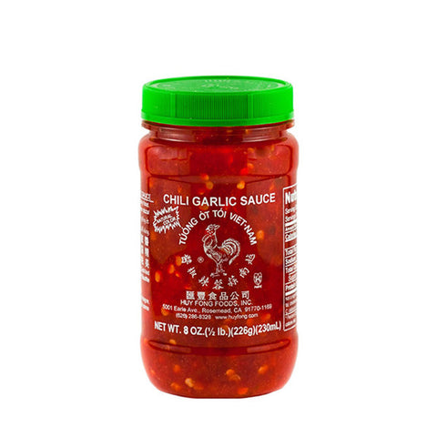 SRIRACHA Chili Garlic Sauce<br/>是拉差 蒜蓉辣椒醬