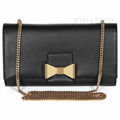Chloe - Black Leather Bobbie Wallet on Chain 3P0495-889-1 - Shark Tank Taiwan