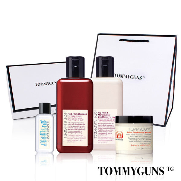 TOMMYGUNS Hair Care Set<br/>全效深層保濕四部曲 - Shark Tank Taiwan