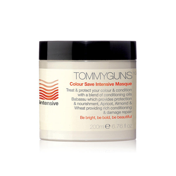 TOMMYGUNS Color Save Intensive Masque<br/>護色滋養髮膜 - Shark Tank Taiwan