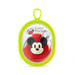 DISNEY Cord Pocket<br/>收線扣 - 米奇