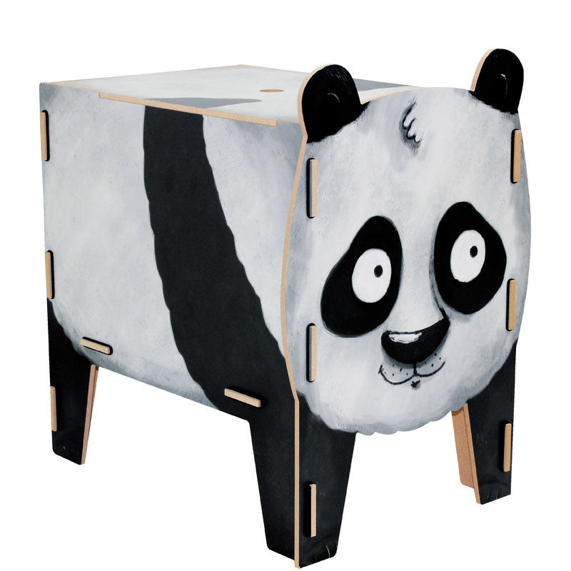 WERKHAUS Animal Storage - Panda<br/>動物趣味收納箱 - 貓熊 - Shark Tank Taiwan
