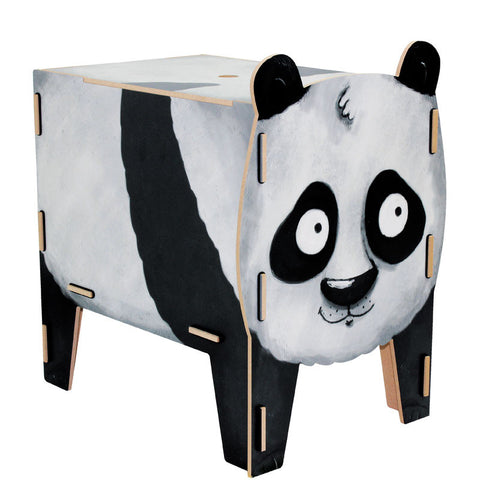 WERKHAUS Animal Storage - Panda<br/>動物趣味收納箱 - 貓熊