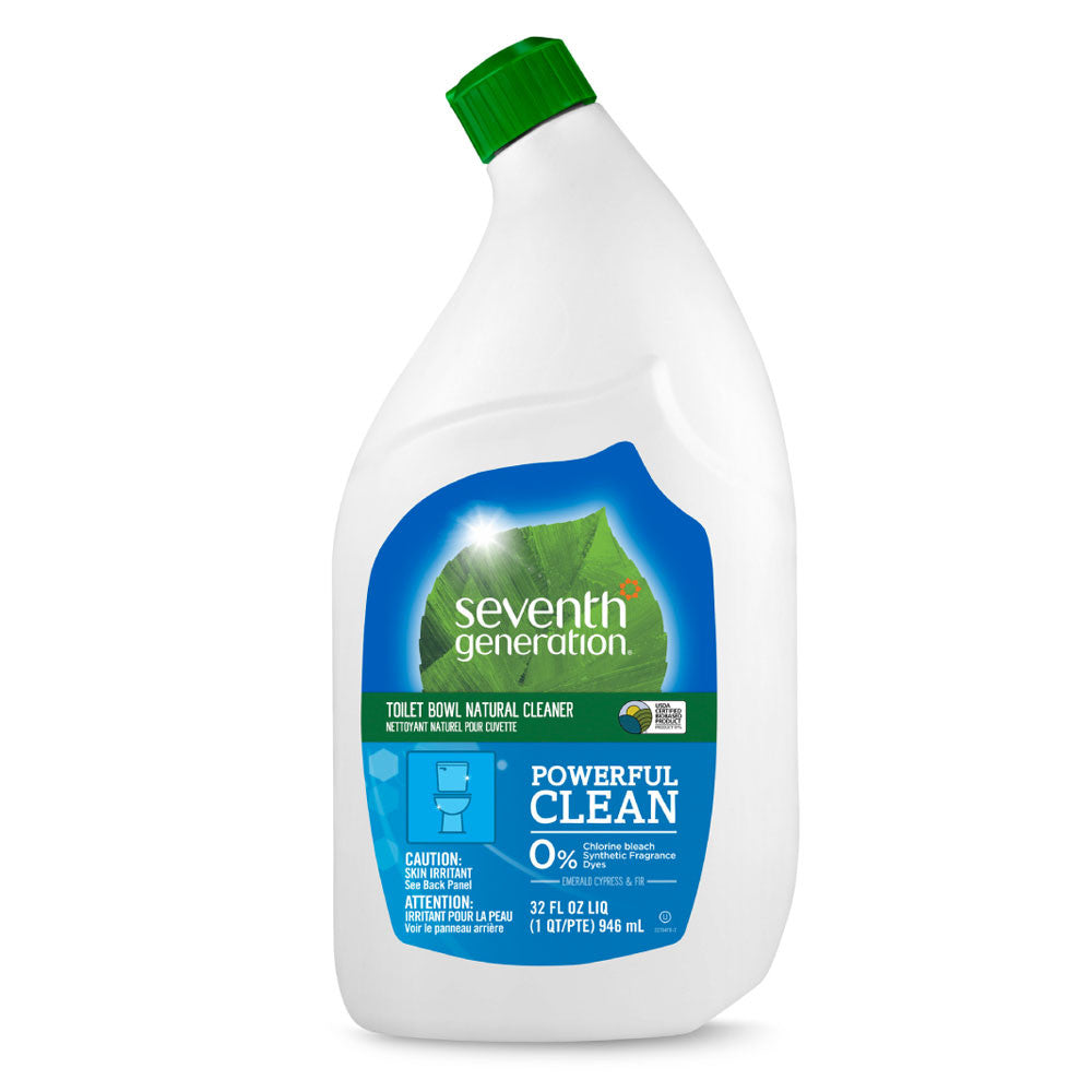 SEVENTH GENERATION Toilet Bowl Cleaner<br/>代代淨馬桶專用天然清潔劑 - 2入/組 - Shark Tank Taiwan