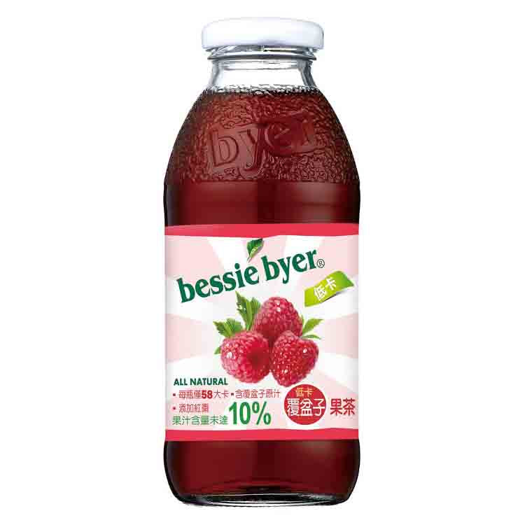 BESSIE BYER Low Calorie Raspberry Fruit Tea<br/>低卡覆盆子果茶 (24入/箱)