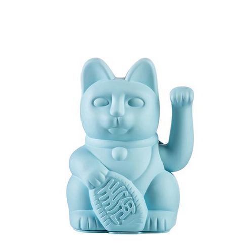 DONKEY PRODUCTS Maneki - Neko<BR/>幸運繽紛招財貓 - 藍
