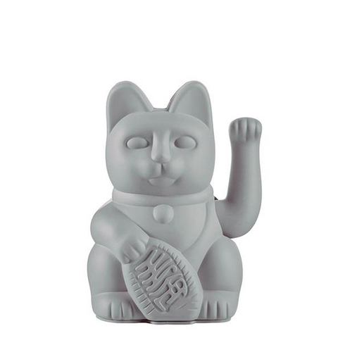 DONKEY PRODUCTS Maneki - Neko<BR/>幸運繽紛招財貓 - 灰