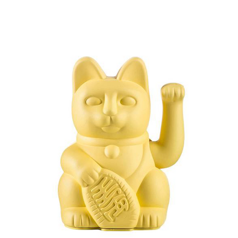 DONKEY PRODUCTS Maneki - Neko<BR/>幸運繽紛招財貓 - 黃