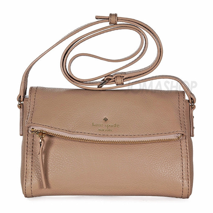 Kate Spade - Cobble Hill Mini Carson Affogato Crossbody Bag PWRU3681-907 (15% off) - Shark Tank Taiwan