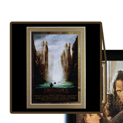 The Lord of the Rings (I, II, III) Autographed Poster Bundle<br/>魔戒三部曲 簽名海報組合 - Shark Tank Taiwan
