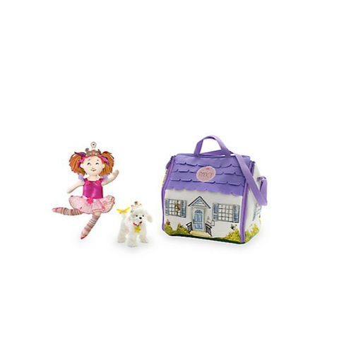 Madame Alexander - Fancy Nancy Doll and House Tote Set