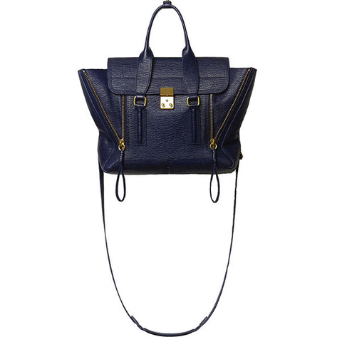 3.1 PHILLIP LIM Pashli Medium Satchel (共2色) (AC00-0179SKC-Ink / AC00-0179SKC-Jade)