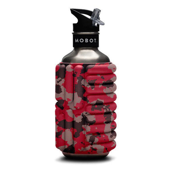 MOBOT 40oz Camouflage Big Bertha<br/>迷彩按摩滾輪水壺 - 1200cc (共4色) - Shark Tank Taiwan