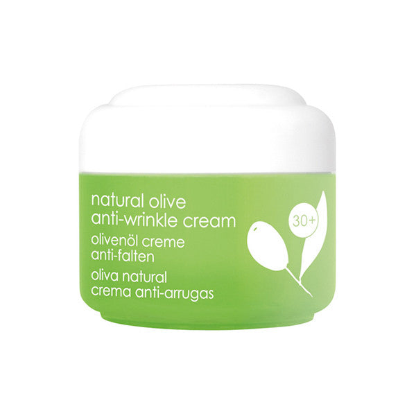 ZIAJA Natural Olive Anti-Wrinkle Face Cream<br/>橄欖彈力抗皺面霜 (50ml) - Shark Tank Taiwan