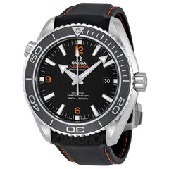 Omega - Seamaster Planet Ocean Black Rubber Mens Watch 23232462101005 (25% off) - Shark Tank Taiwan
