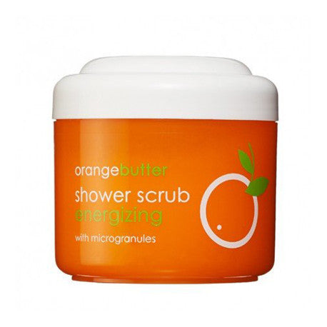 ZIAJA Orange Butter - Shower Scrub<br/>橙橘活力身體去角質霜