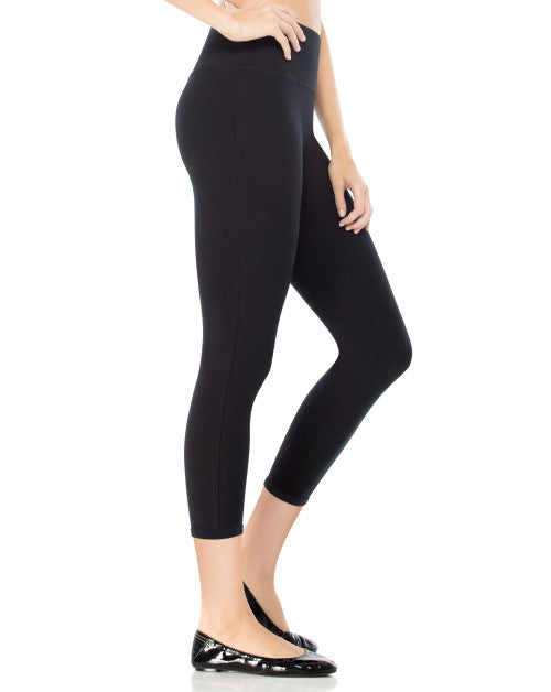SPANX - Ready-to-Wow!™ Capri Structured Leggings - Shark Tank Taiwan