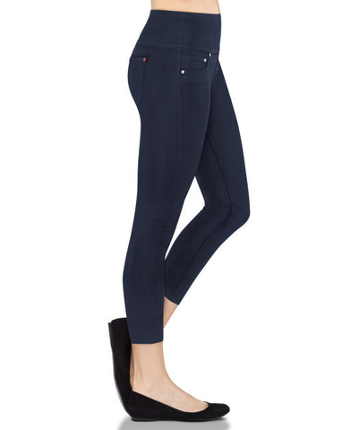SPANX - Denim Leggings, Cropped