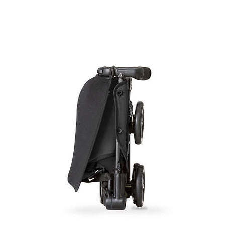 GB CHILD USA Pockit Stroller Monument Black<br/>折疊口袋嬰兒推車 - Shark Tank Taiwan