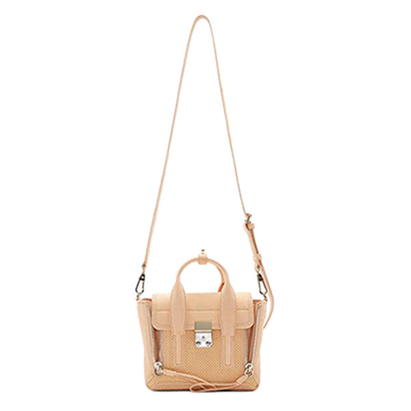 3.1 PHILLIP LIM Pashli Mini Satchel (AS15-0226SNB) - Shark Tank Taiwan