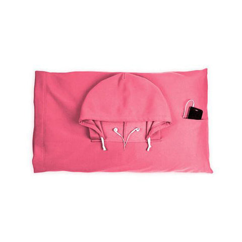 HOODIEPILLOW® - Hooded Pillowcase<br/>連帽充氣枕 (共5色)