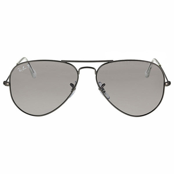 Ray Ban - Original Aviator Polar Grey Mens Sunglasses RB3025-58-029-P2 (34% off) - Shark Tank Taiwan