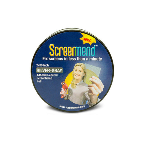SCREENMEND Adhesive-Coated Screen Repair Roll<BR/>紗窗修補貼捲 (共2色)