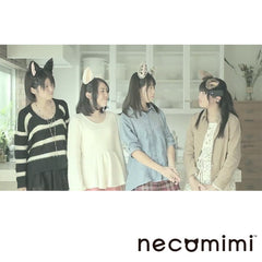 Necomimi Brainwave Cat Ears <br>貓的秘密智能貓耳黑色耳套 - Shark Tank Taiwan