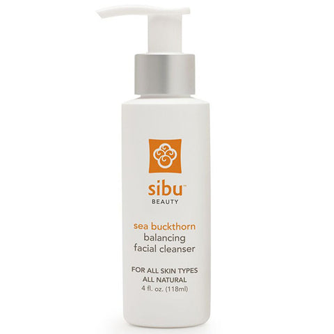 SIBU BEAUTY Balancing Facial Cleanser<br/>天然平衡潔淨洗面露 (118ml)