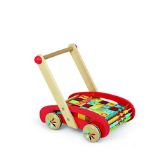 Janod - ABC Blocks Walking Trolley - Shark Tank Taiwan 歐美時尚生活網