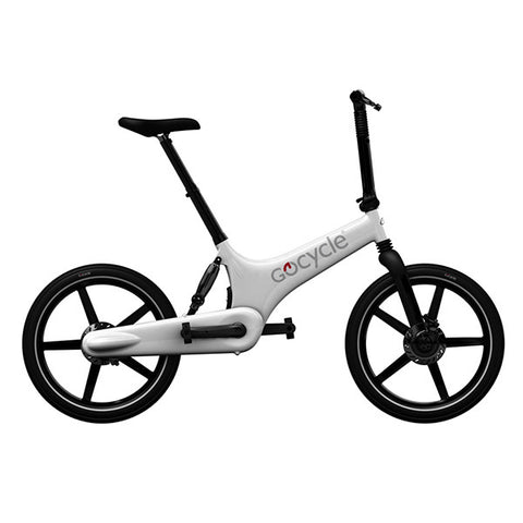 GOCYCLE G2 Portable Electric Bike - So White<br/>折疊電動輔助自行車 - 閃耀白