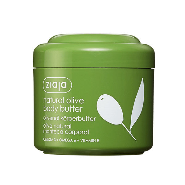 ZIAJA Natural Olive Body Butter<br/>橄欖深層潤護身體霜 (200ml) - Shark Tank Taiwan