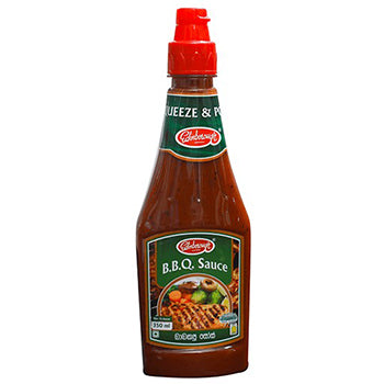 Edinborough B.B.Q Sauce 350ml.