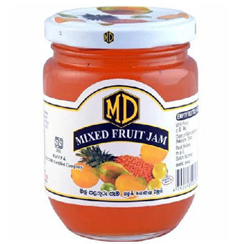 MD Mixed fruit jam	225g