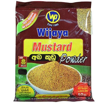 Mustered Powder 50g