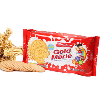 Maliban Gold Marie Biscuit  330g