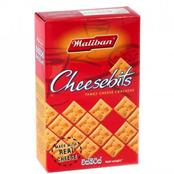 Maliban Cheese Bits Biscuit 170g