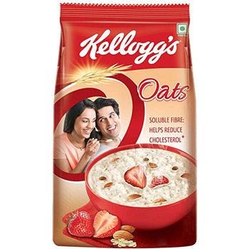 Kelloggs Heart to Heart Oats  (450g)
