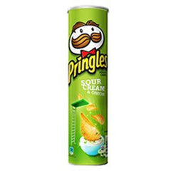 Pringles Sour Cream & Onion (107g)/(110g)