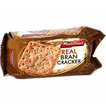 Maliban Bran Cracker  Biscuit 140g