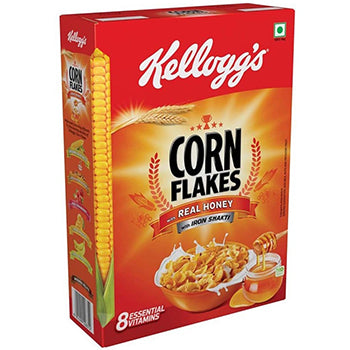 Kelloggs Real Honey C/Flakes (300g)
