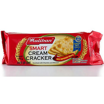 Maliban Smart Cream Cracker Biscuits 190g