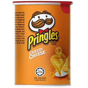 Pringles Cheesy Cheese 42g