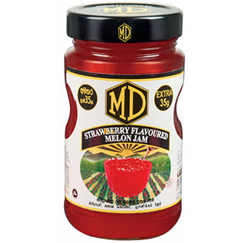 MD Strawberry (Fl) Jam 225g