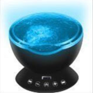 Image of Ocean Wave Projector LED Light