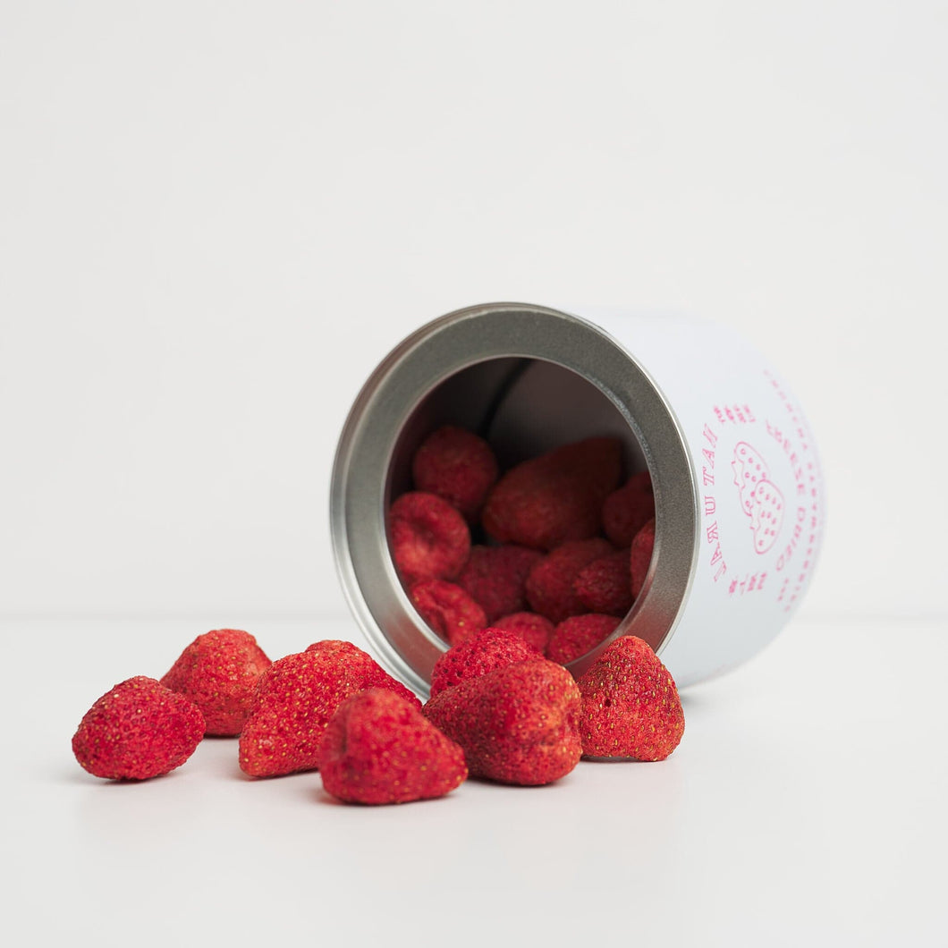 Crunchy Freeze Dried Strawberries 50g