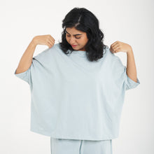 Load image into Gallery viewer, Marina Three Quarter Sleeve Dolman Tee